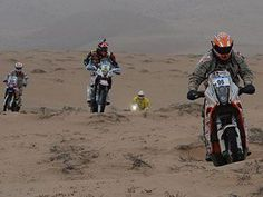 Rally Dakar: La Rioja, Argentina se prepara