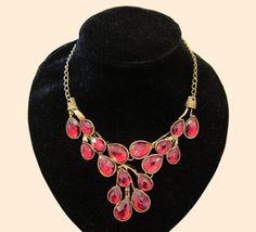 Vintage-Red-Necklace
