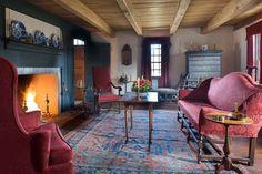 pawl, primitivecoloni room, colors, coloni decor, christi hous