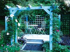 Garden Pergola : Outdoor Retreat : Garden Galleries : HGTV - Home & Garden Television
