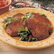 Mexicali Pork Chops Recipe at Cooking.com