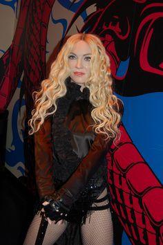Madonna - Madame Tussauds Wax museum, Hollywood