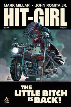 Comic Book Review: 'Hit-Girl' #1!