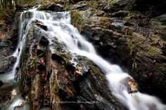 Purgatory Falls in Milford, New Hampshire courtesy Mark Ducharme Photography.