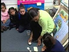 Kindergarten Math Lesson The Counting Jar - YouTube