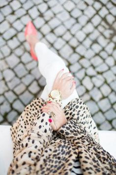 5 fun ways to add leopard to an outfit