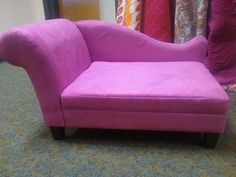Found this Chaise pet bed at Steinmart for $59.99. It comes in a few colors and would make a great photo prop for a kids shoot.
