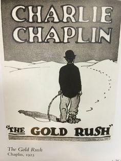 Gold Rush advertising illustration