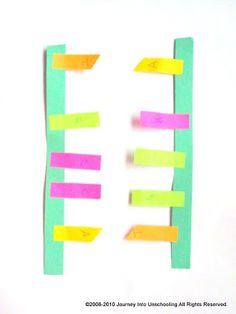 POST-IT DNA Model