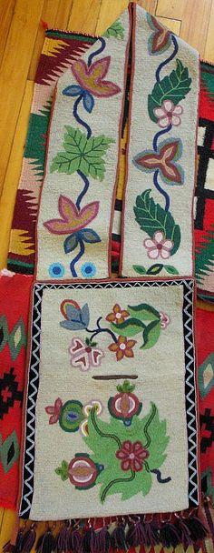 Ojibwe Bandolier Bag → For more, please visit me at: www.facebook.com/jolly.ollie.77