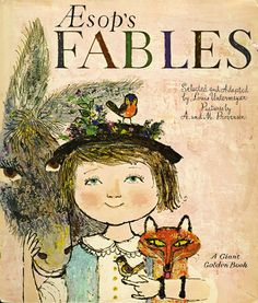 The Provensens' Gorgeous Vintage Illustrations of Aesop's Fables | Brain Pickings
