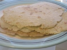 You can replace the xg with psyllium husks. This is a similar recipe I found online... * 3 cups quinoa flour * 2 tsp baking powder * 1 tsp salt * 4 tbls coconut oil * 2 cups of warm water * 6 tbls psyllium husks * Small amount of coconut oil to cook the tortillas in the pan.