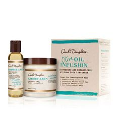 Natural Hair Care, Natural Beauty Products, Natural Skincare - Carol's Daughter - Oil Infusion Set