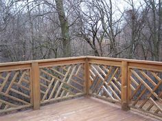 aesthetically pleasing railing system railing styles fall into four ...