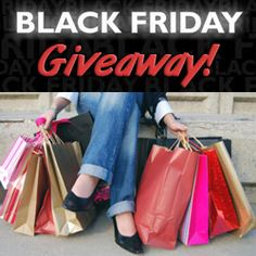 GiftHulk Black Friday Giveaway!!