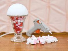 Soda Shoppe Valentines Favor Tutorial- Vintage Valentines Party