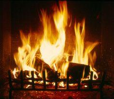 log fire, yule log, logs, fireplaces, log cabins, handmade gifts, tvs, winter solstice, christmas trees