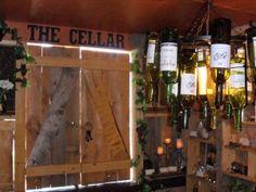 """""""The Cellar"""" at Galleria Italia"""