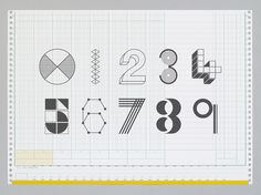 stamps #type #letters #fonts