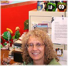 Dr. Penelope Boston, Professor at New Mexico Tech