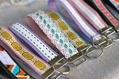 Wristlet key chain.
