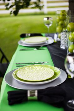 Black, White, & Green wedding  //  sofia katherine photography