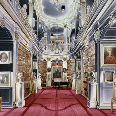 The Spatial Elegies of Massimo Listri | Yatzer