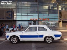 Ford Escort MK1 RS2000 by Yohai_Rodin, via Flickr