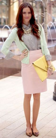 4 Ideas To Be different With Office Outfit