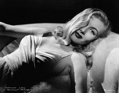 Veronica Lake and that peek-a-boo hairstyle she made famous