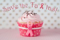In honor of Brest Cancer Awareness month - Chocolate Bottom Sweet Vanilla Cupcakes  with Creamy Vanilla Meringue Frosting