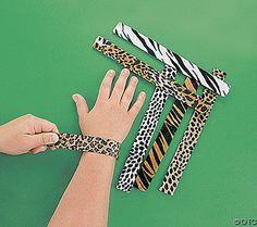 Slap Bracelets!