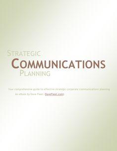 Strategic Communicat