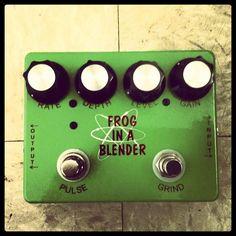 Vintage Technologies Frog in a Blender $315.00