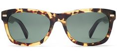 Thatcher Walnut Tortoise Sunglasses :: Warby Parker
