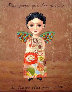 Pintura de Claudia Garcia R.