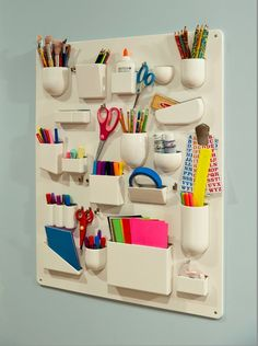Your kids' art supplies should always be at the ready.