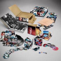 music, babi 20, achtung babi, boxes, art prints, packag design, babi box, bono, 20th anniversary
