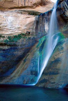 Lower Calf Creek Falls, UT   © Marsha K. Russell