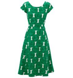 grass green dress - loves it