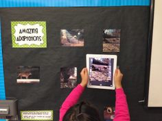 Using Augmented Reality in the Classroom