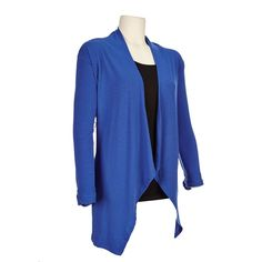 Perfect piece to layer over your favorite top when the weather gets chilly!