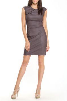 Strada Veronica Dress In Melange