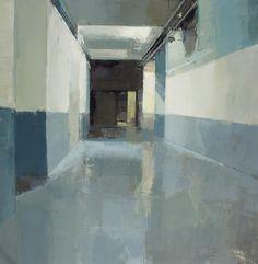 couloir (hopital ?)