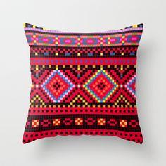 marius 2 Throw Pillow by Randi Antonsen - $20.00