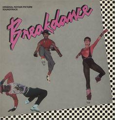 memori, breakdanc, 80s rad