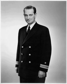 pre-President Lyndon B. Johnson in his Navy uniform, 1942 - served Lieutenant Commander USNR and was later promoted a Commander in the Naval Reserve.