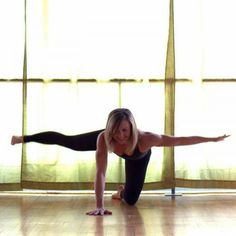 These advanced yoga poses put a challenging spin on classic moves, and take your???