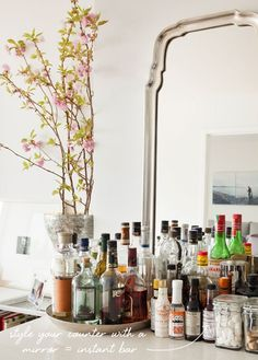 in the details coco+kelley bar entertaining