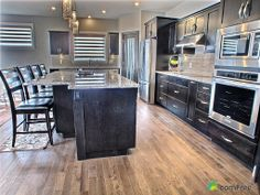 Check out this stunning kitchen in White City #ComFree #homesforsale #saskatchewan #realestate #canada